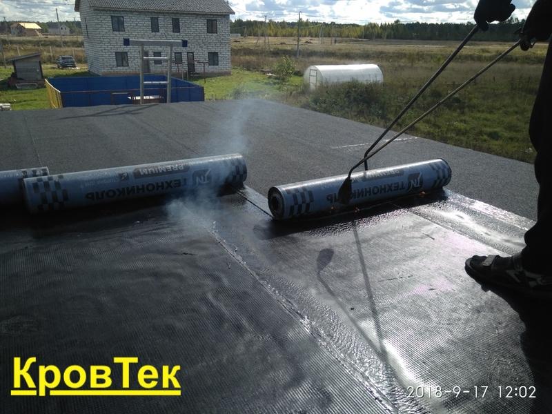 Материал гидроизоляция отмостки